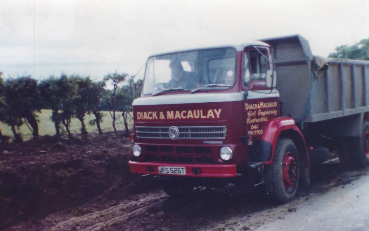 diack and macaulay history