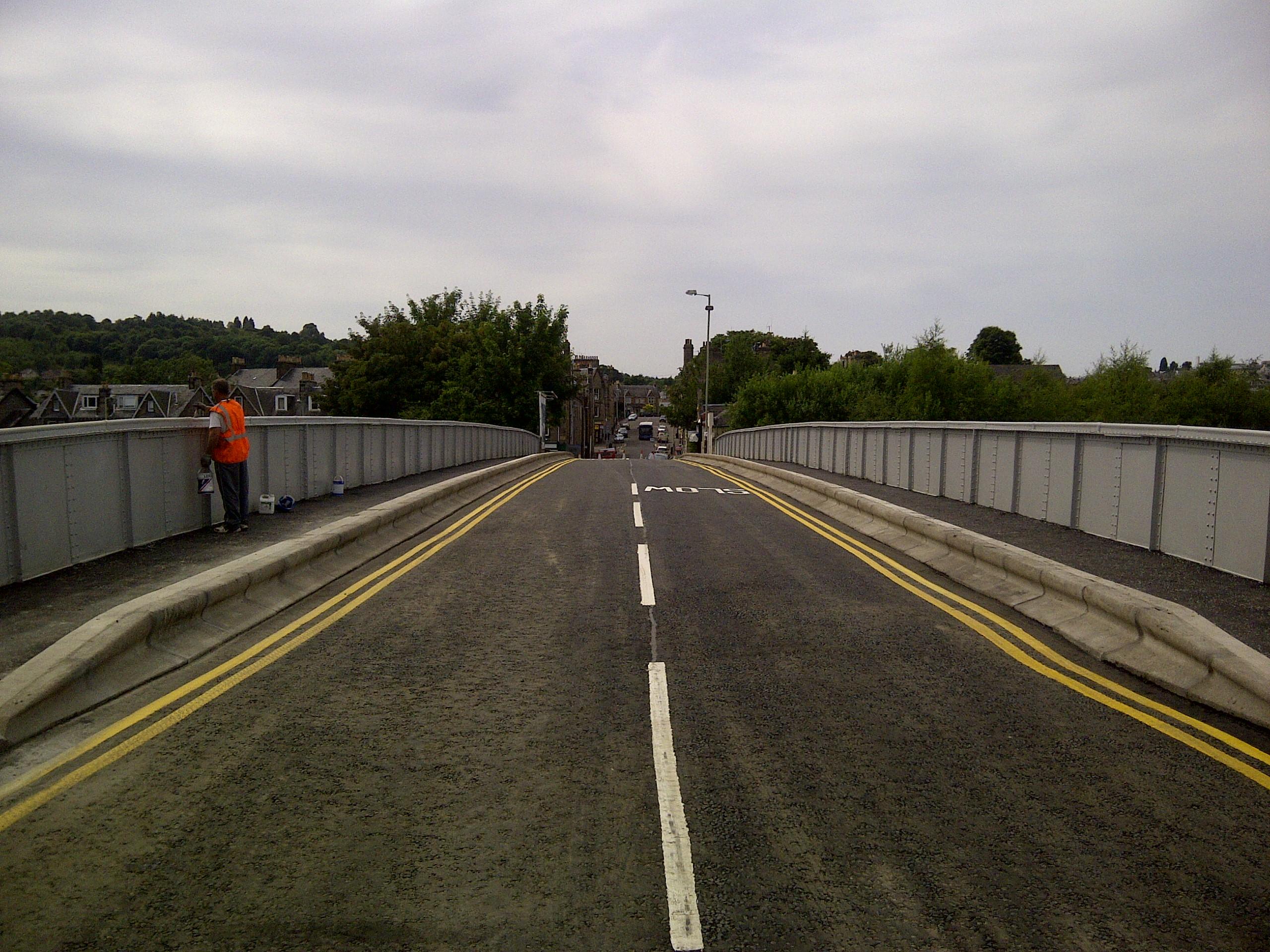 Perth footbridge