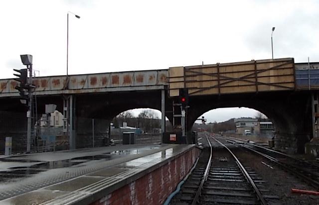 St Leonards Bridge tunnel