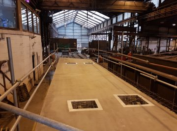 allbrighton precast platform